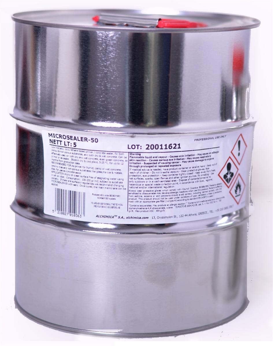 Праймер Микросилер - 50 (Microsealer-50)
